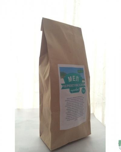 Мел Черниговский кусковой, пакет 1 кг
