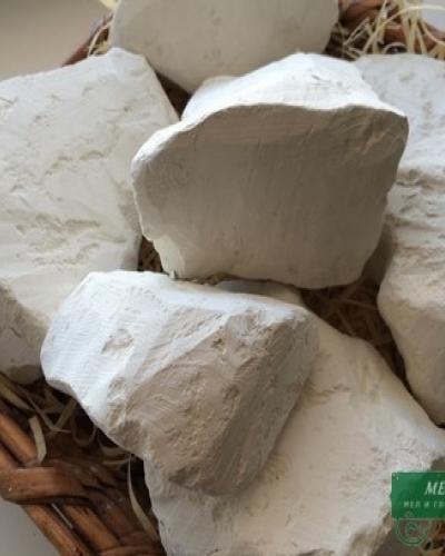 Мел «Каменка» кусковой, пакет 1 кг