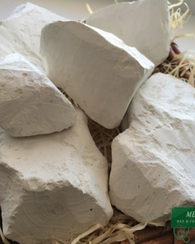 Мел «Каменка» кусковой, 1 кг