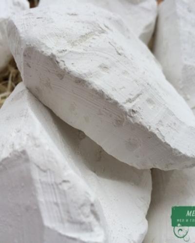 Мел Морозный кусковой (Россия), 1 кг