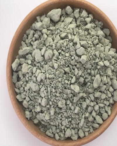 Глина Франция Иллит Зеленая Кусковая 1 кг