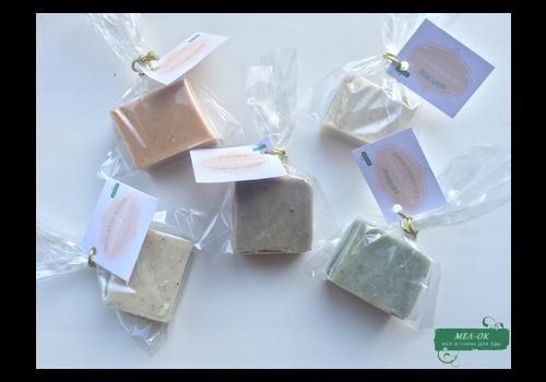 Набор мыла ручной работы, 9 видов по 40-50 г