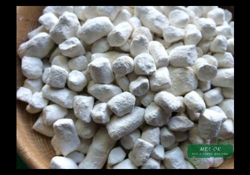 Глина Белая в гранулах, пакет 500 г