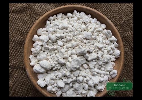Глина Нежная каолин гранулы, 500 г