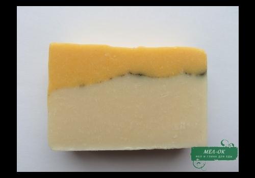 Мыло с белой глиной и эвкалиптом, 100 г