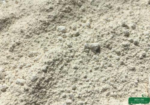 Глина Желтая молотая (порошок), 500 г