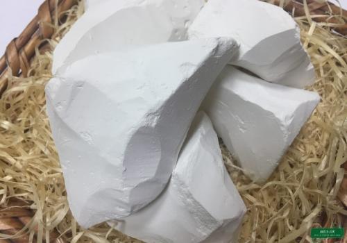Мел Благодатный кусковой, пакет 1 кг